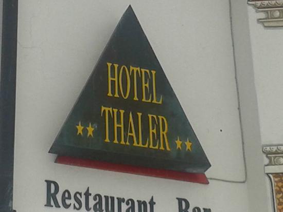 Thaler Hotel: 4* waren einmal...
