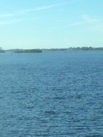 Seminole Gulf Railway Murder Mystery Dinner Train: view on train