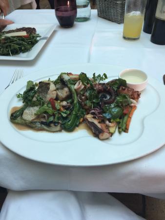 Restaurante Di Vino: Simple mente delicioso..!
