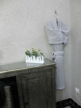 Riad Shanima & Spa: La salle de bain