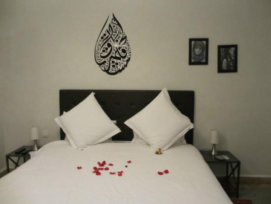 Riad Shanima & Spa: la chambre