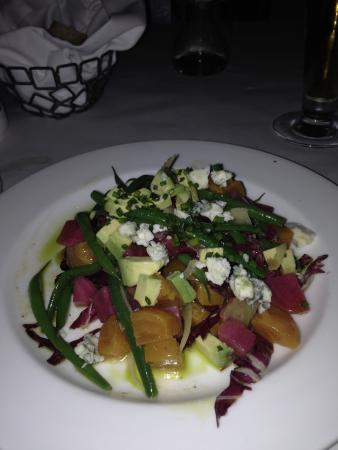 La Luce: Beet salad - wow!