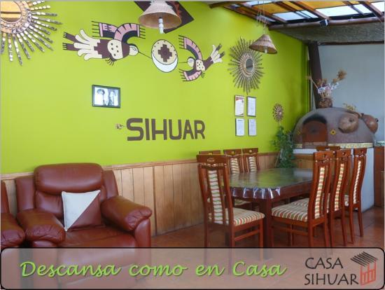 Sala de Casa Sihuar