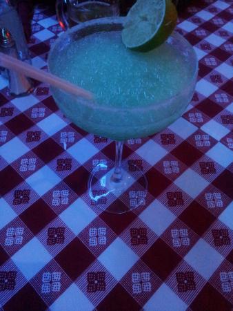 JR Ribs: Margaritas
