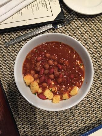 DC Coast Restaurant : soup