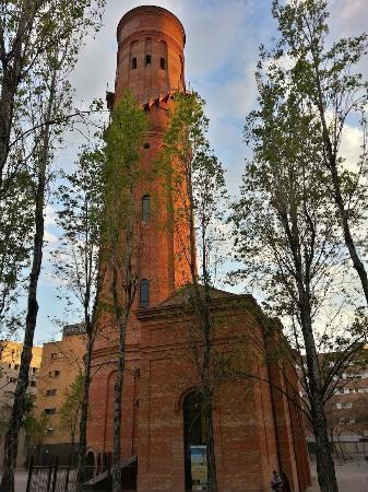 Torre de les Aigues del Besos