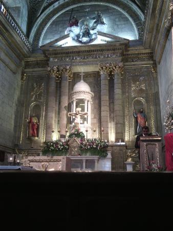 Templo de Jesús María