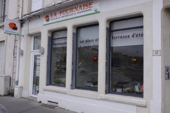 restaurant la FOURNAISE