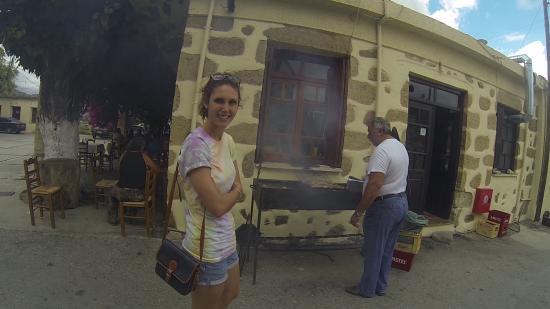Maza, Yunani: BBQ !