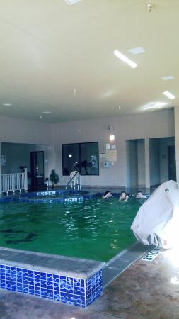 BEST WESTERN Granbury Inn & Suites: Indoor pool and hot tub