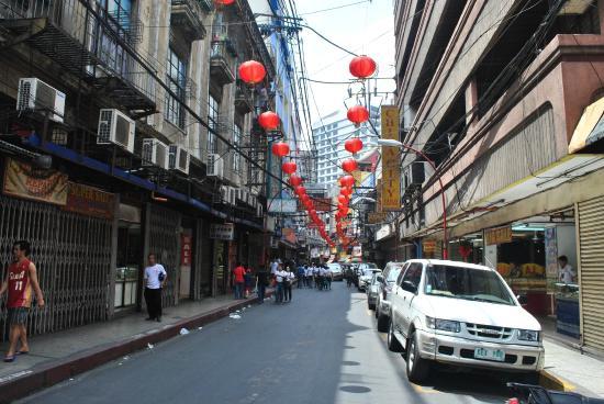 at Chinatown