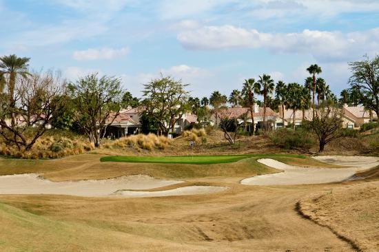 La Quinta-Dunes Course: La quinta R & C - Dunes Course hole no 06