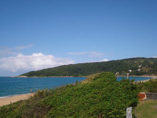 Taquarinhas Beach: Visão geral da praia