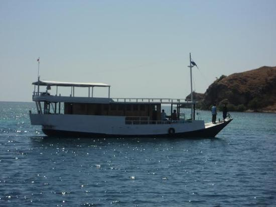Komodo National Park, Indonesien: Komodo Boat Tour