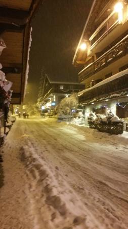 Hotel Slalom: snow