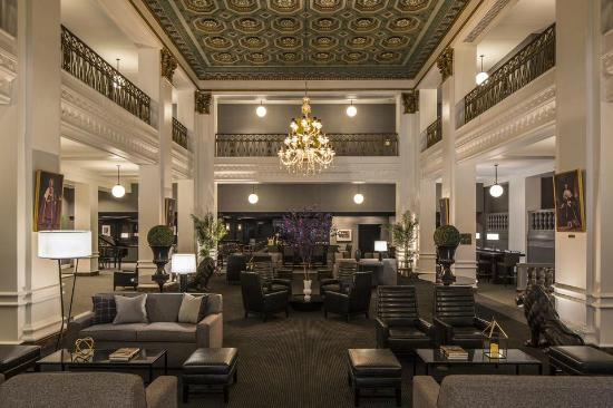 Lord Baltimore Hotel: spectacular!