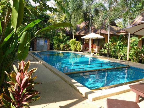 Sunda Resort: Fra vores værelse ����