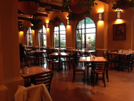 Los Barrios Mexican Restaurant: Don't Order The Soup!