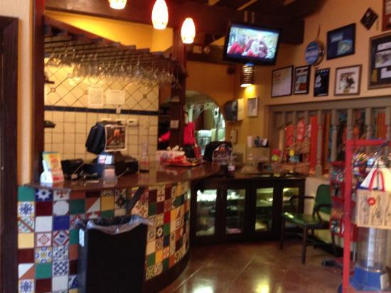 Los Barrios Mexican Restaurant: Los Barrios Inside
