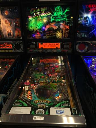 Seattle Pinball Museum: Favorite!!!