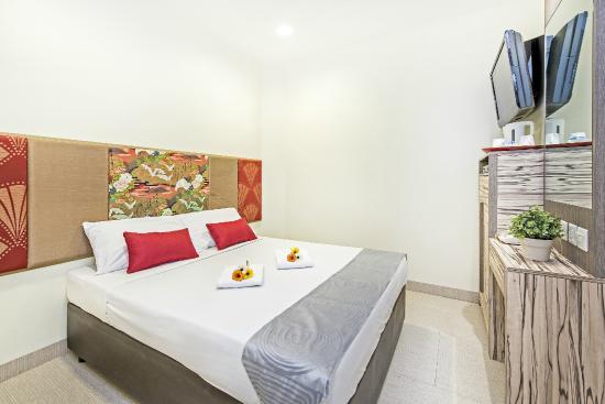 โรงแรม 81 โอซาก้า: Standard Room