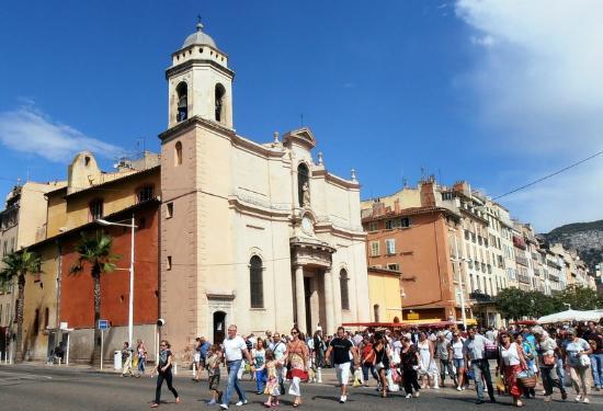 Eglise Saint Francois de Paule