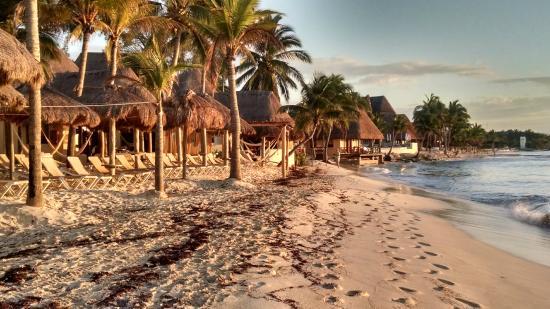 Mahekal Beach Resort Morning At