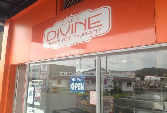 Cafe Divine Indian Restaurant