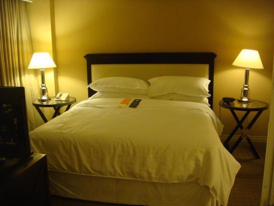 Sheraton Suites Plantation, Ft Lauderdale West: Dormitorio matrimonial