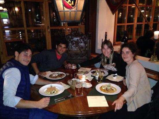 Restaurant Beaulieu: Noche despedida en Beaulieu