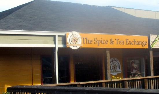The Spice & Tea Exchange, Pier 39, San Francisco, Ca