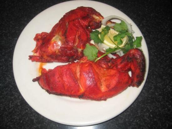 The Oven: Tandoori chicken