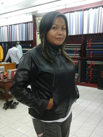 Ama Fashion: leather