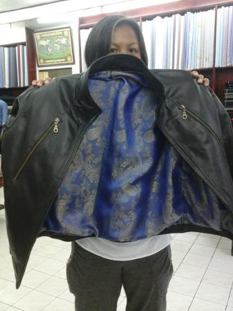 Ama Fashion: soft leather