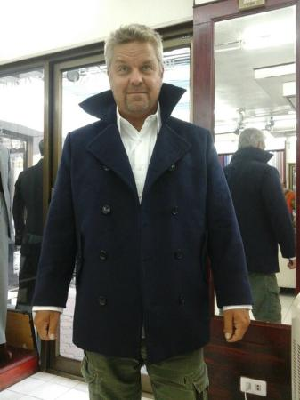 Ama Fashion: soft coat
