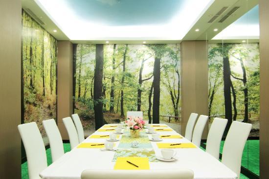 Royal City Hotel: Meeting Room