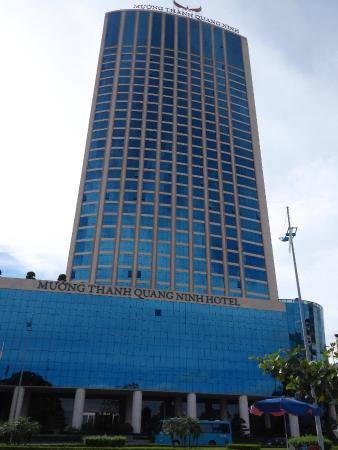 Muong Thanh Luxury Quang Ninh Hotel : 호텔전경