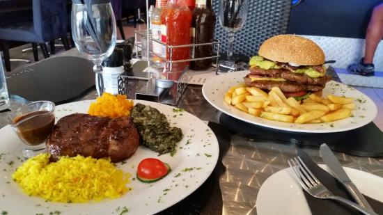 Broomers: Steak and Burger