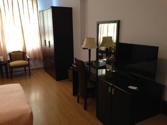 Chau Pho Hotel: My room