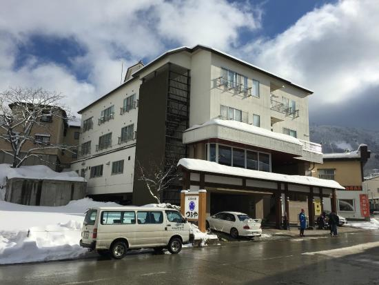 Zao Onsen Tsuruya Hotel: 外観