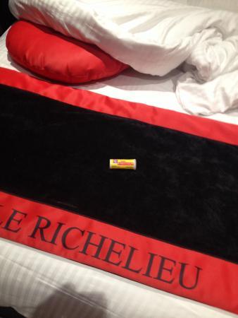 BEST WESTERN Richelieu Lyon Part-Dieu: Richelieu, Para'