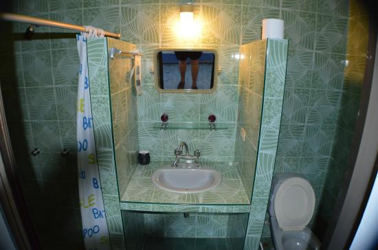 Seabreeze Inn: Another kind of bathroom