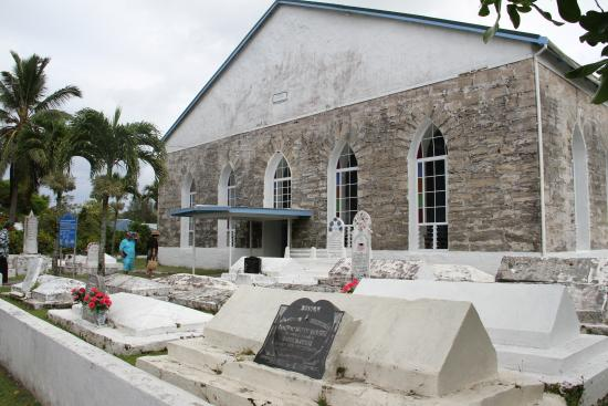 Cook Island Christian Church (CICC): CICC