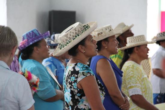 Cook Island Christian Church (CICC): Choir