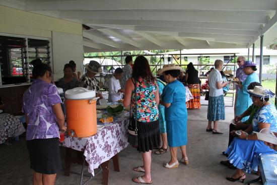 Cook Island Christian Church (CICC): Feast