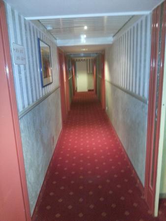 Hotel Aurbacher: Flur