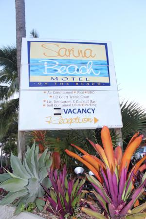 Sarina Beach, Australien: Beach front accommodation
