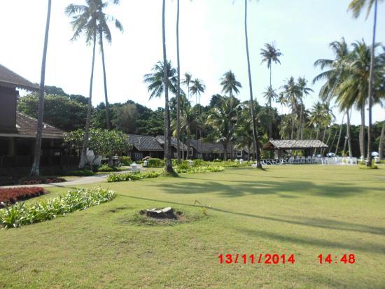 Bintan Lagoon Resort Golf Club: Tempat yang rapi dan bersih