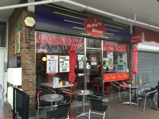 Ruby 39 S Diner Gosport Restaurant Reviews Photos