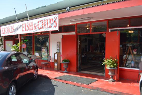 Keoki's Roadside Cafe: Overview of Keoki's